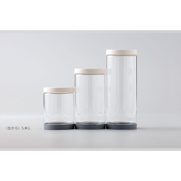ソルシオン 補充改革 3種セット 送料無料 上下が開く ひっくり返して新しいものが下に キャニスター 耐熱ガラス|safety-toilet|05
