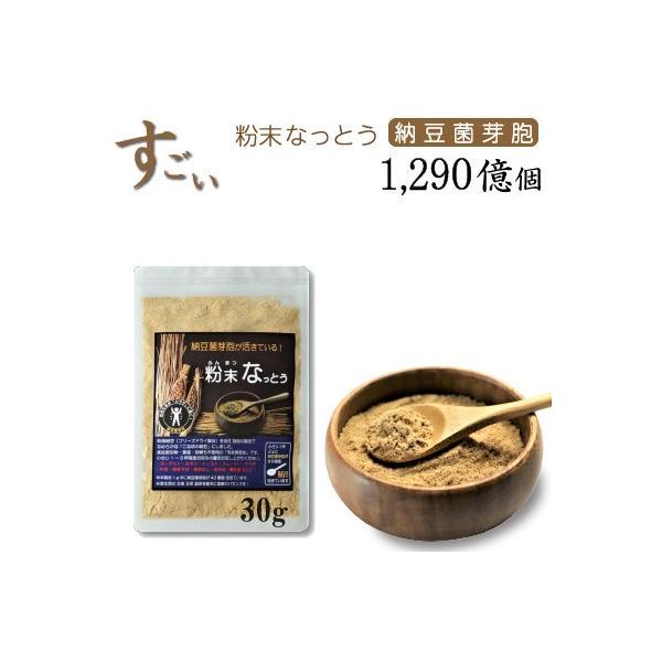 こなの納豆!【粉末 なっとう】 30g・・・なめらかな粉納豆です。・・・