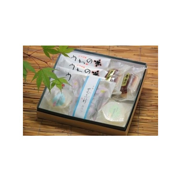 夏の涼菓セット 朝顔|saikatou