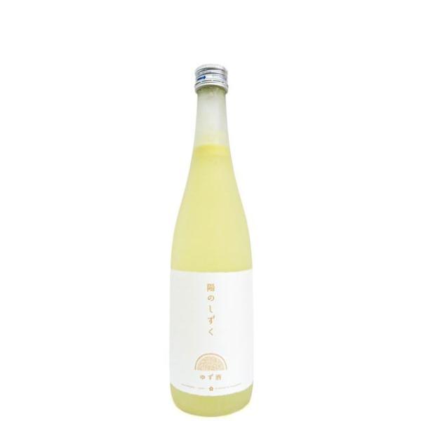 宮寒梅 陽のしずく ゆず酒 リキュール 720ml