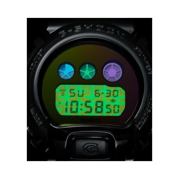 G-SHOCK 三つ目モデル 生誕25周年スペシャルモデル DW-6900SP-1JR saitoutokeiten 02