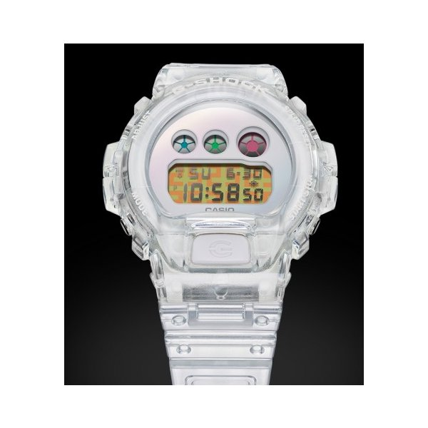G-SHOCK 三つ目モデル 生誕25周年スペシャルモデル DW-6900SP-7JR saitoutokeiten 02