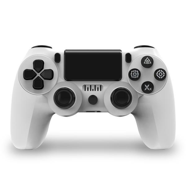 PS4 ワイヤレス コントローラー プレステ 4  Playstation 4 互換品 PS4 Pro 対応 無線 加速度 振動 重力感応 6軸機能 高耐久ボタン PC接続可能|saixia9|03
