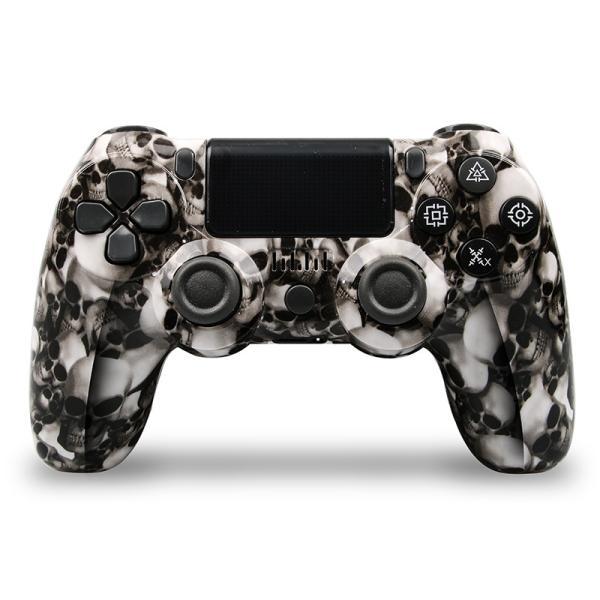 PS4 ワイヤレス コントローラー プレステ 4  Playstation 4 互換品 PS4 Pro 対応 無線 加速度 振動 重力感応 6軸機能 高耐久ボタン PC接続可能|saixia9|07