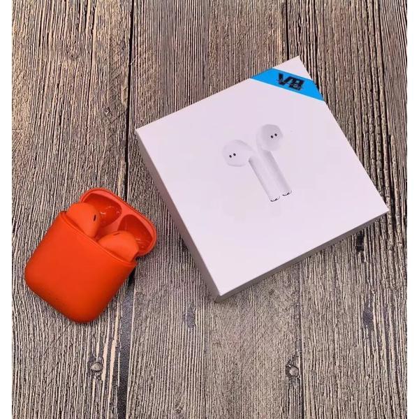 ブルートゥースイヤホン ワイヤレス AirPodsタイプ Bluetooth 5.0 iPhone Android対応 高音質 片耳 両耳通話 Hi Siri 対応 タッチ操作 超高音質|saixia9|13