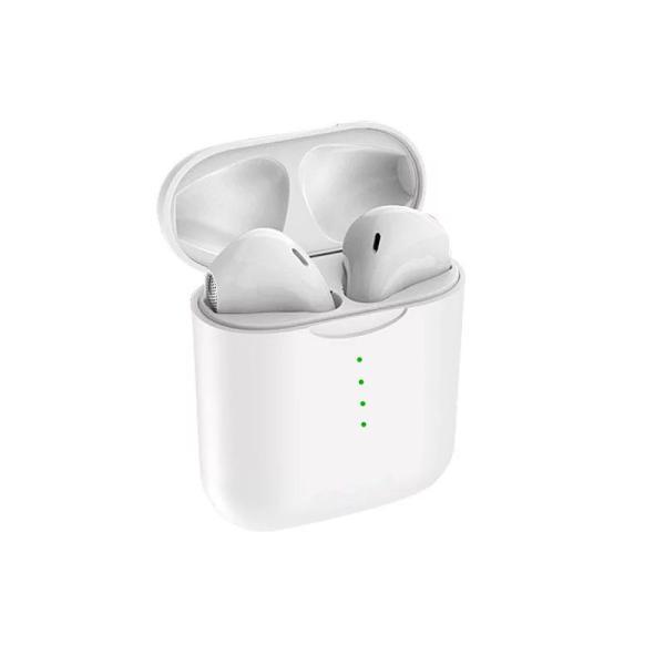 ブルートゥースイヤホン ワイヤレス AirPodsタイプ Bluetooth 5.0 iPhone Android対応 高音質 片耳 両耳通話 Hi Siri 対応 タッチ操作 超高音質|saixia9|10