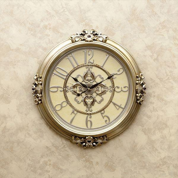 掛時計 壁掛け時計 アンティーク ヨーロッパ調 レトロ おしゃれ 高級  ローマ ビクトリアンパレス / ウォールクロック コロッセオ|sakae-daikyo|02