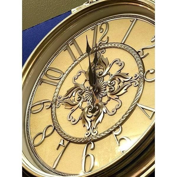 掛時計 壁掛け時計 アンティーク ヨーロッパ調 レトロ おしゃれ 高級  ローマ ビクトリアンパレス / ウォールクロック コロッセオ|sakae-daikyo|03
