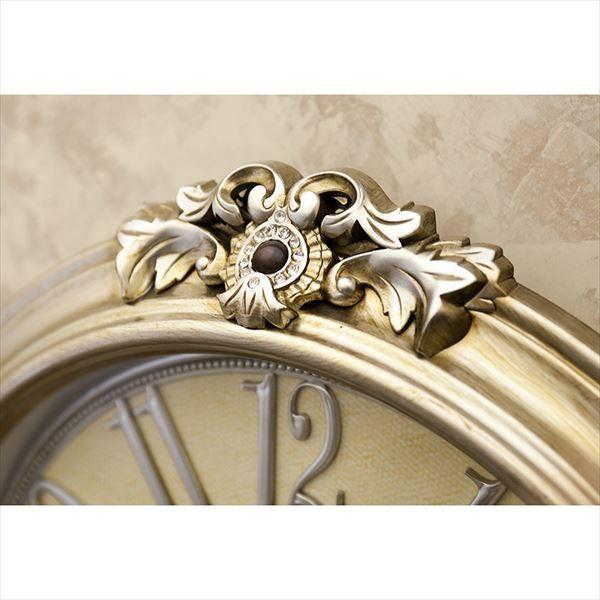 掛時計 壁掛け時計 アンティーク ヨーロッパ調 レトロ おしゃれ 高級  ローマ ビクトリアンパレス / ウォールクロック コロッセオ|sakae-daikyo|05