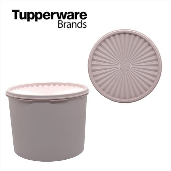 Tupperware デコレーター ピンクデコレーター  桜色 限定 オールド ビンテージ タッパーウェア Tupperware Brands sakae-daikyo 02