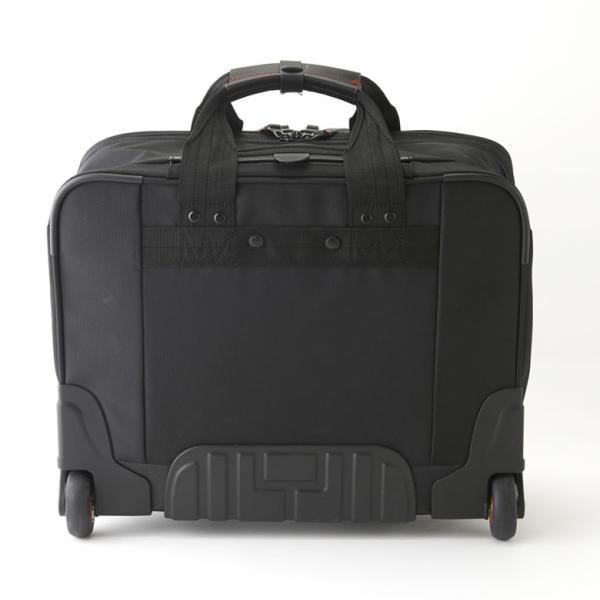 ビジネス キャリーバッグ 機内持ち込み メンズ 横 2輪 1泊 キャスター交換 静か S ビジネスキャリーバッグ ビジネスバッグ 出張 通勤 営業 外回り NEOPRO RED|sakaeshop|06