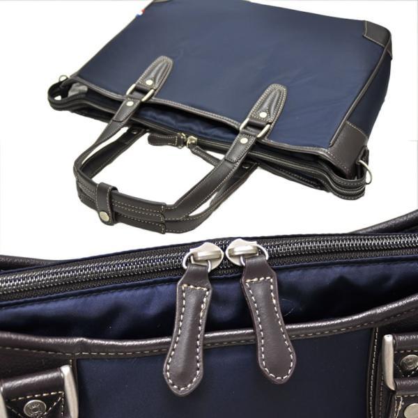 (通勤 ビジネス) ビジネスバッグ トートバッグ レディース Plus プリュス|sakaeshop|15