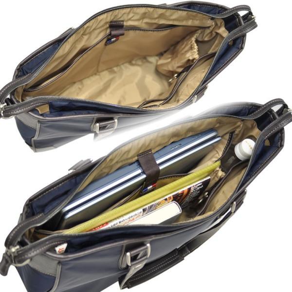(通勤 ビジネス) ビジネスバッグ トートバッグ レディース Plus プリュス|sakaeshop|17