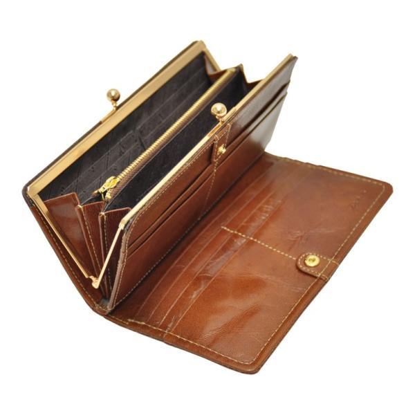 Dakota ダコタ 財布 レディース 長財布 がま口 モデルノ キャッシュレス ポイント還元|sakaeshop|06