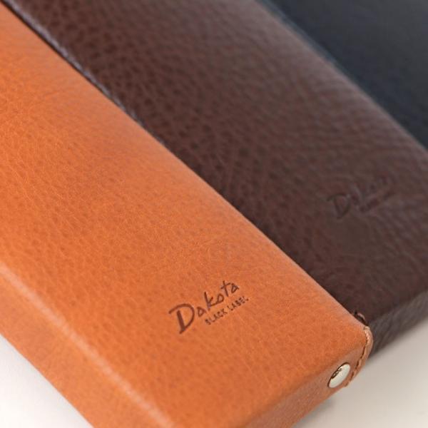 (ネコポス対応)Dakota ダコタ プルームテックケース コンパクト 2本 ブランド レザー 革 イタリアンレザー 日本製 sakaeshop 11