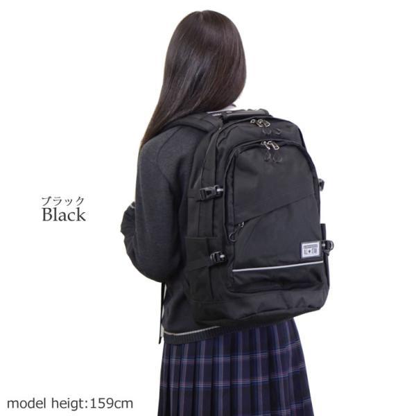 コンバース リュック レディース メンズ 黒 ブランド シンプル キッズ 大容量 通学 女子 男子 中学 高校 スクールバッグ|sakaeshop|13