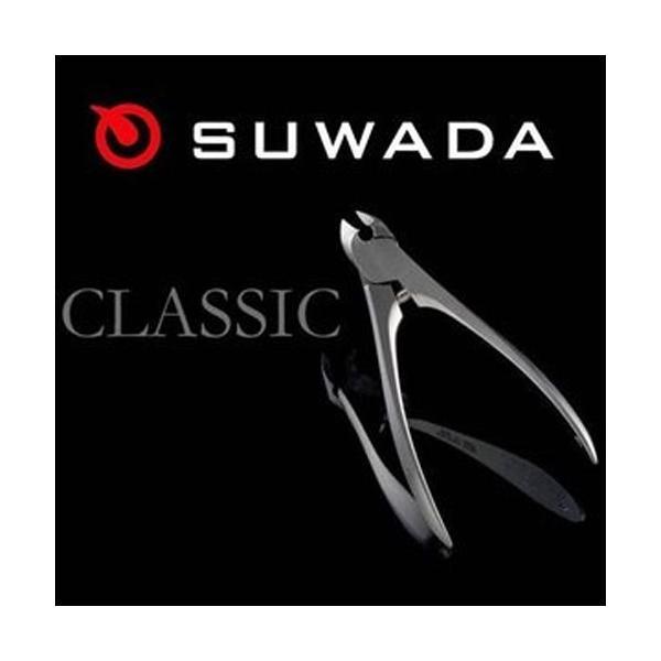 スワダ 爪切り クラシック L  SUWADA ニッパー型 カーブ刃 諏訪田製作所