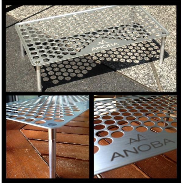 (N)ANOBA(アノバ)AN001・ULソロテーブルパンチング