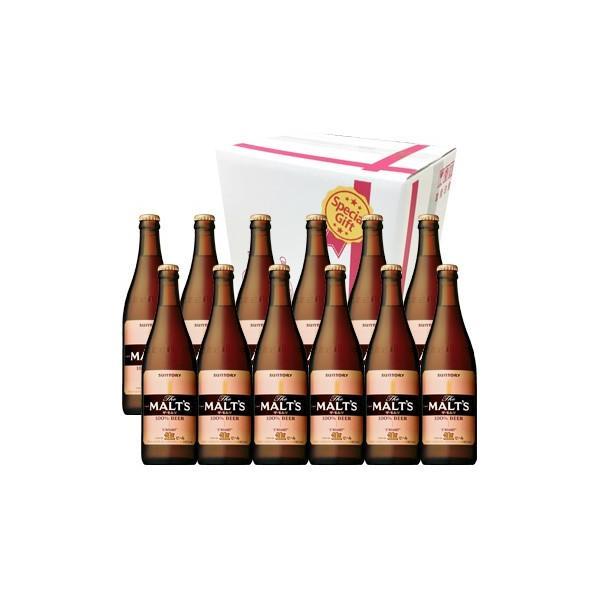 サントリー ザ・モルツ 中瓶 ビ−ル 12本セット (お中元・お歳暮・ギフト)|sakaz