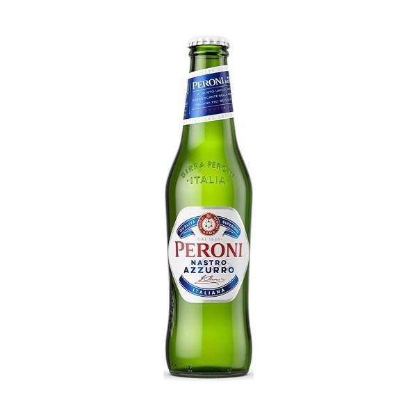 ペローニ ナストロ アズロ ビール 瓶 330ml|sakaz
