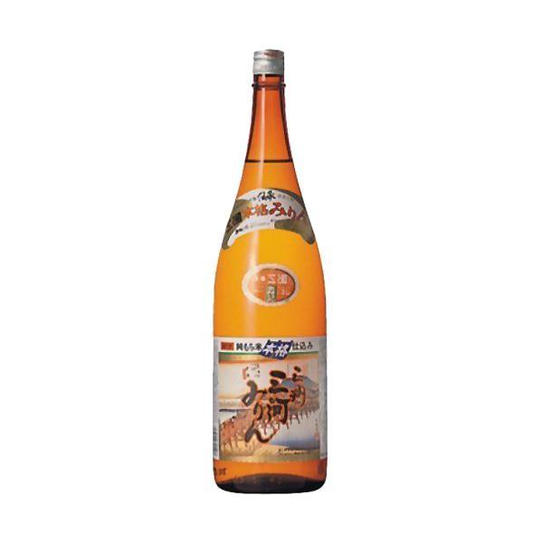 角谷文治郎商店 三州三河みりん 純もち米仕込み 1.8L 瓶 本みりん