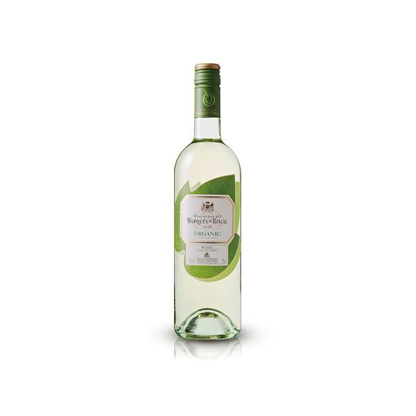 マルケス・デ・リスカル オーガニック ブランコ 2016 750ml (ワイン) sakaz
