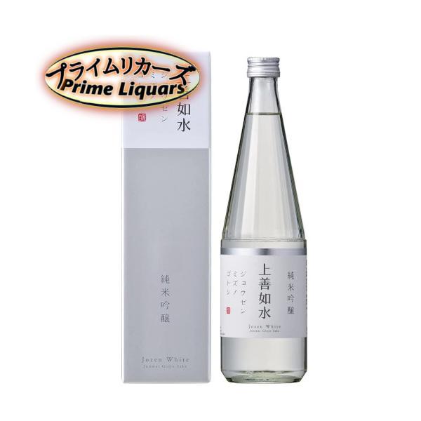 上善如水 純米吟醸 720ml|sake-abc