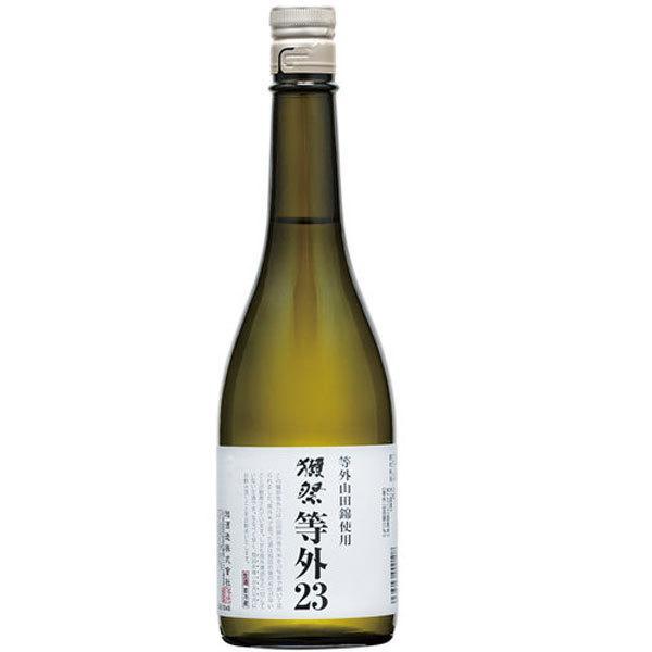 日本酒獺祭だっさい等外23生とうがい720ml冷蔵便推奨おひとり様12本