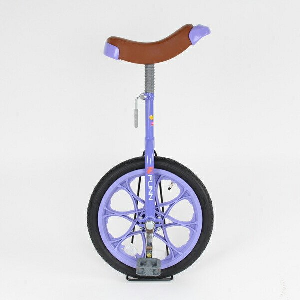 21Technology IR160 パープル FUNN 一輪車(16インチ) メーカー直送