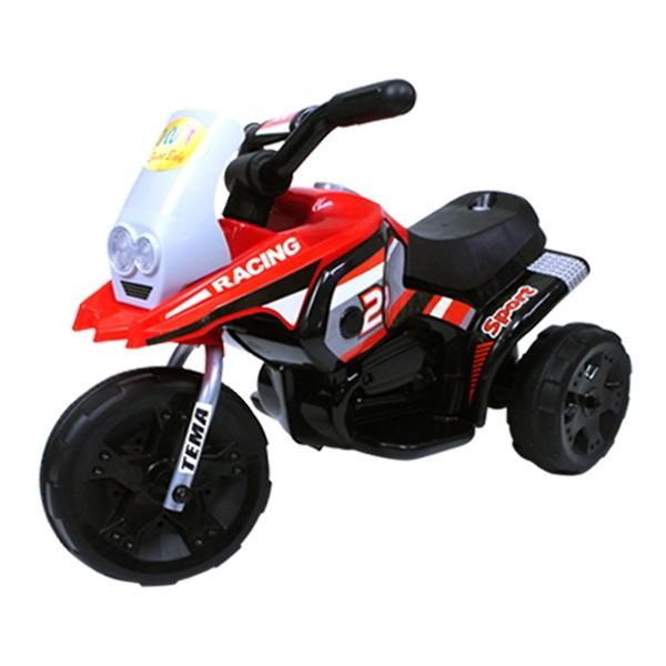 SIS HV318-RD 赤 電動乗用バイク