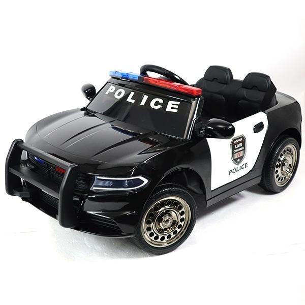 SIS BJC666 電動乗用パトカー
