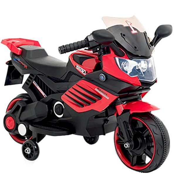 SIS CBK-061-RD レッド 電動乗用バイク
