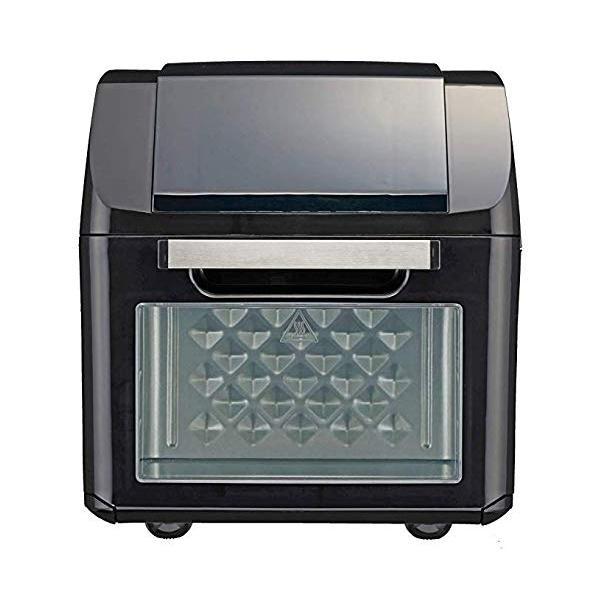 AINX AX-K3 ブラック ロティサリーマルチオーブン