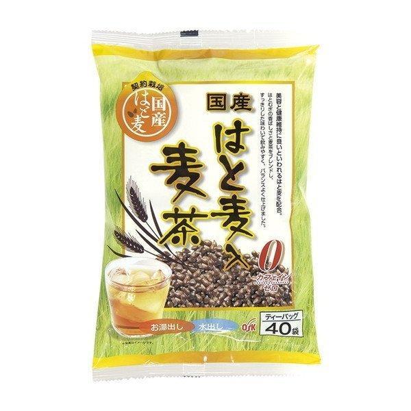 小谷穀粉 国産はと麦入麦茶40袋