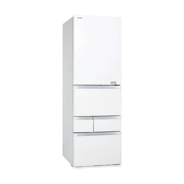 東芝GR-S500GZ(UW)クリアグレインホワイトVEGETAGZシリーズ冷蔵庫(501L・右開き)