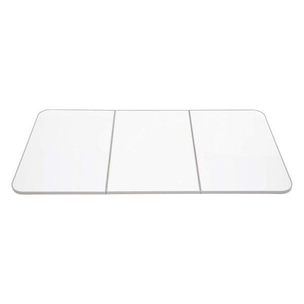 東プレ 組合せ風呂ふた 冷めにくい風呂ふた ECOウォームneo L15 グレー (75×150cm用) 3枚組 L15