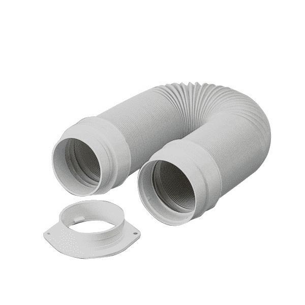 Rinnai DH-85 ガス衣類乾燥機オプション 乾太くん専用排湿ホース