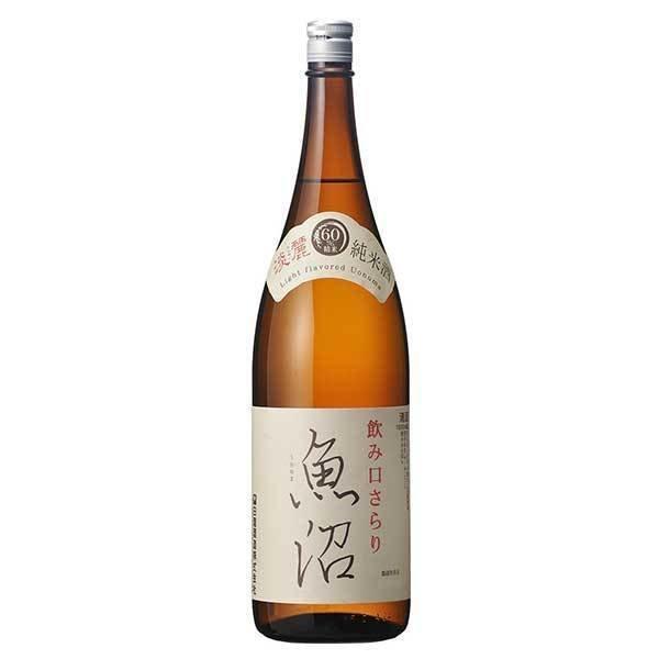 白瀧 淡麗魚沼 純米 1800ml 白瀧酒造 日本酒|sake-super-dry