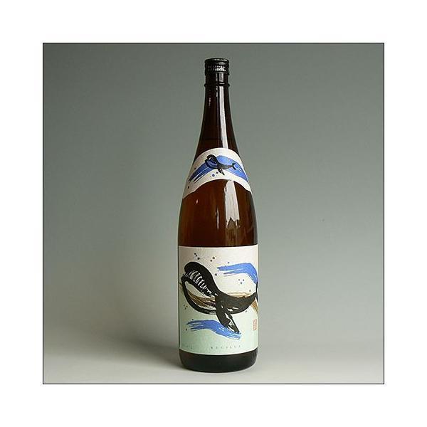 【包装不可】くじらのボトル 1800ml・大海酒造 芋焼酎 25度|sake480