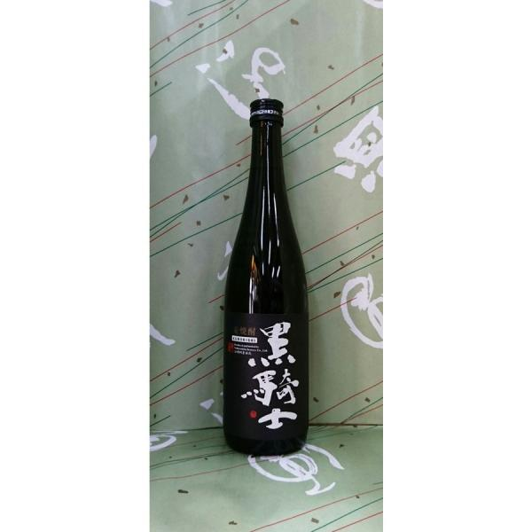 本格麦焼酎 黒騎士 25度 720ml|sakehonpotauemon