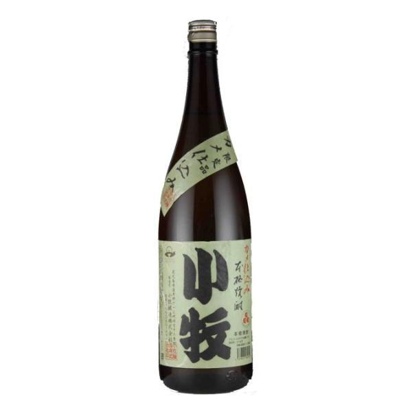 小牧 カメ仕込み 限定品 いも焼酎 1800ml|sakeichi