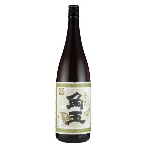 角玉 芋焼酎 25度1800ml sakeichi
