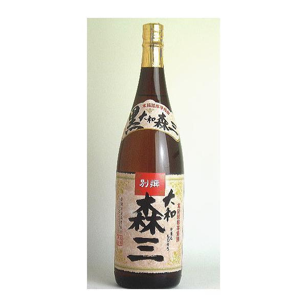 大和森三 芋焼酎 25度1800ml sakeichi