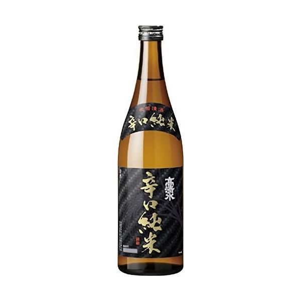 高清水 辛口純米 [純米酒]
