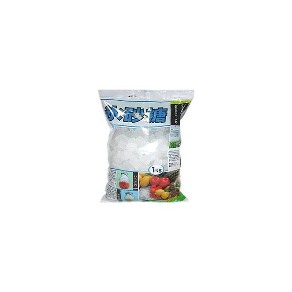[氷砂糖]20袋まで同梱可 氷砂糖ブランド 馬印! 1kg 〜ホワイトリカーと合わせて梅酒作りなどに〜