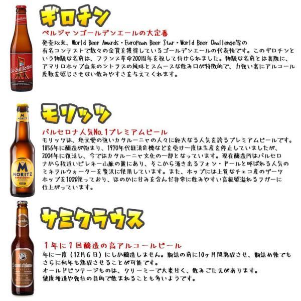海外ビール飲み比べ6本セットC ヨーロッパ6ヵ国飲み比べセット 輸入ビール 送料無料 sakenochawanya 03