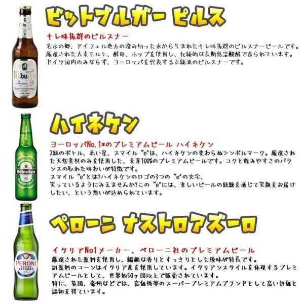 海外ビール飲み比べ6本セットC ヨーロッパ6ヵ国飲み比べセット 輸入ビール 送料無料 sakenochawanya 04