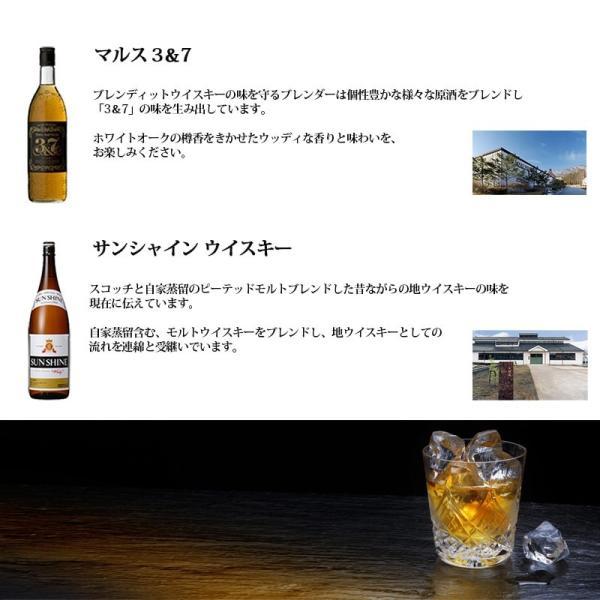 国産デイリーウイスキーセット 飲み比べ 5本セット ジャパニーズウイスキー|sakenochawanya|03