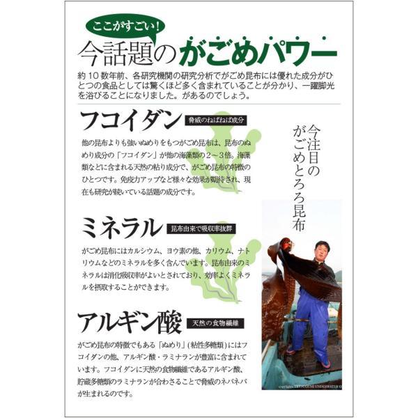 (メール便)がごめ刻み昆布(細切り) (30g×2) / 無添加 細切り昆布|sakenosakana|05