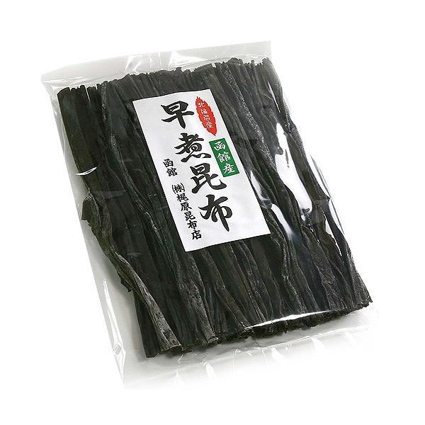 早煮昆布(函館産真昆布) 1年養殖の若葉 (130g) / 北海道 調理用|sakenosakana|03